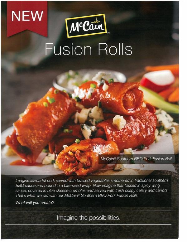 fusion rolls