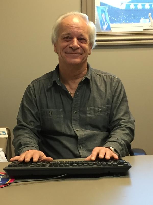 René Lanteigne, directeur des achats chez CL Comeau